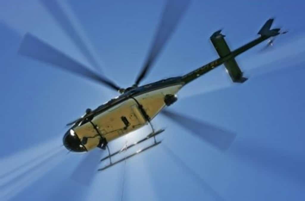 elicopter executive de inchiriat