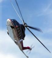 Închiriere elicopter în Transilvania
