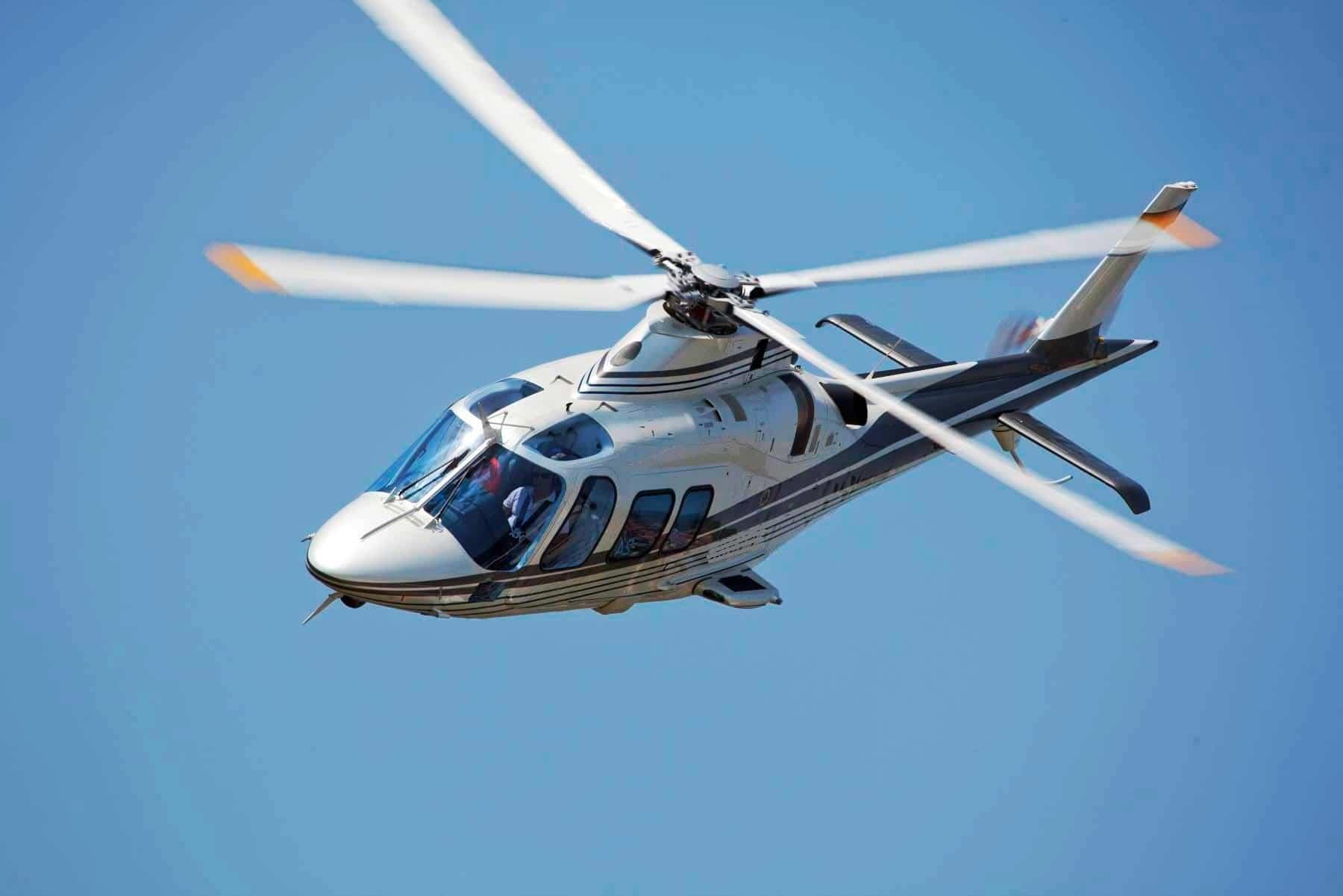 elicopter de inchiriat Agusta A109 Grand VIP