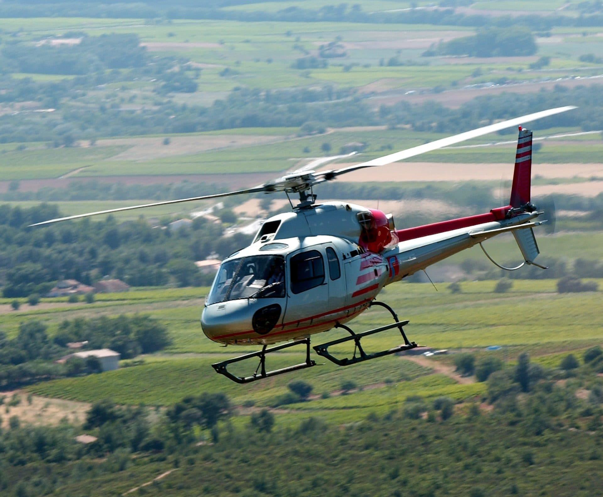 Plimbare cu elicopterul in Transylvania-Oradea