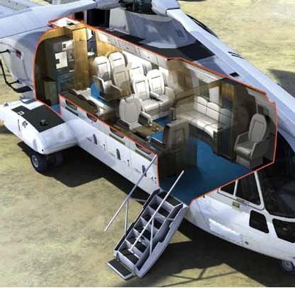 inchiriere-elicopter-sectiune-interioara-vvip